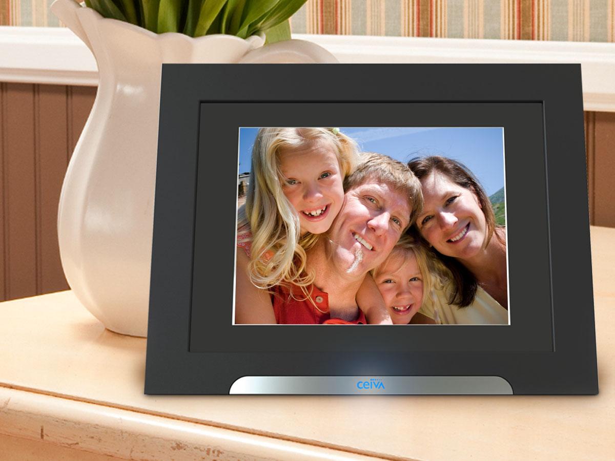 visualizzare le foto sulla cornice tablet digitale