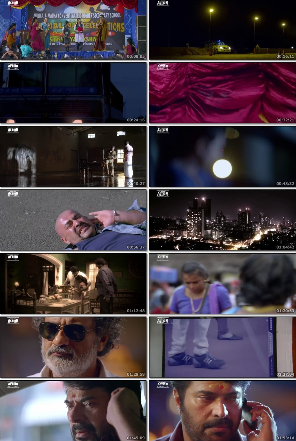 Screen Shot Of Big Boss 2019 300MB Full Movie Hindi Dubbed Free Download 480P HDRip Small Size PC Movie