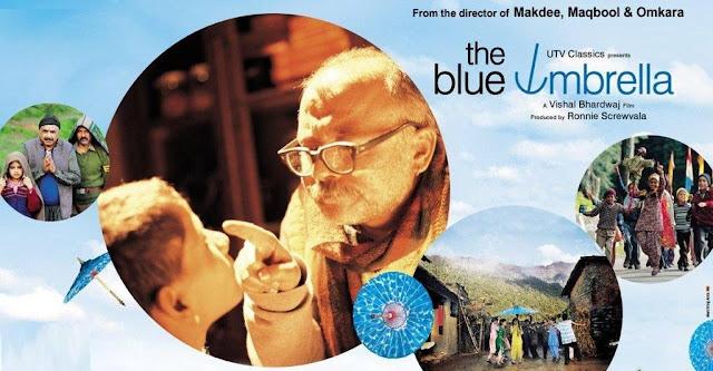 द ब्लू अम्ब्रेला (2005)