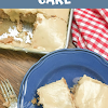 Buttermilk Texas Sheet Cake
