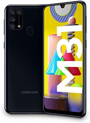 smartphone Galaxy M31-telefon cu autonomie mare