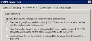 Erman Arslan's Oracle Blog: EBS -- Workflow Mailer IMAP