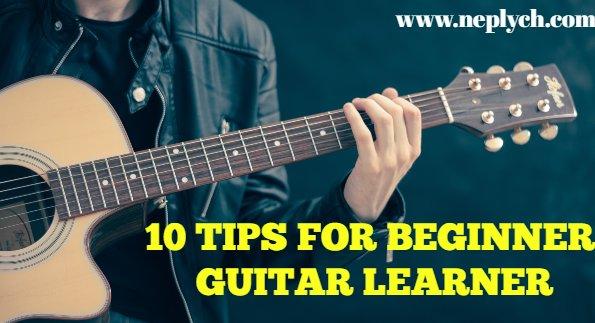 10 Killer Tips for Beginner Guitarist with Good Technique