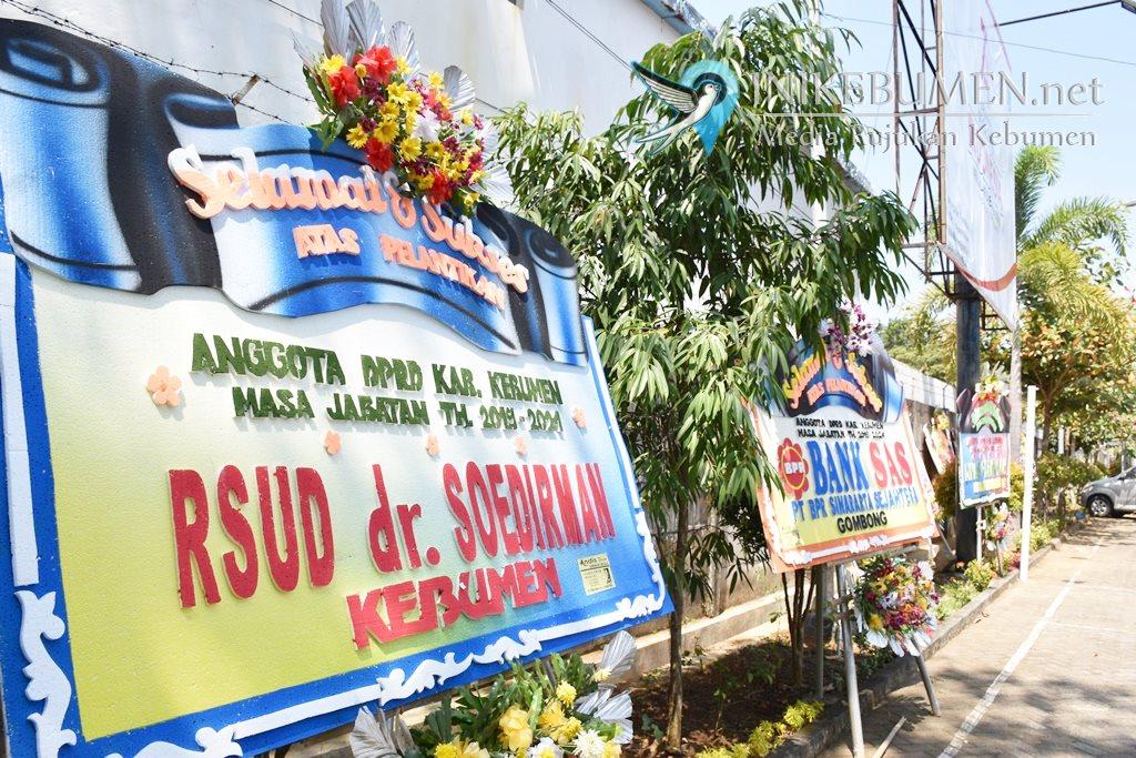 Besok, 50 Anggota DPRD Kebumen Bakal Mengucapkan Sumpah dan Janji