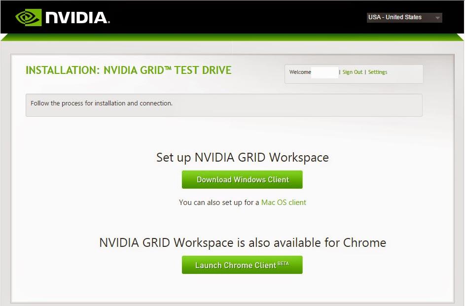 الحصول على إنترنت بسرعة تحميل ورفع 1 جيجا مجانًا من NVIDIA