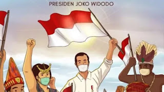 Hari Kebangkitan Nasional Diwarnai #JokowiKingOfPrank