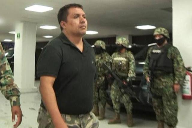 Por extraño que parezca juez frena extradicion de El Z-40 Miguel Angel Treviño.