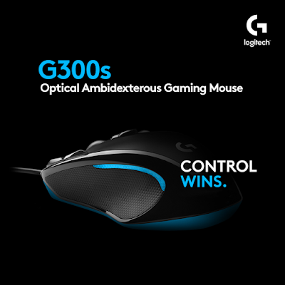 Logitech Brand Day Sale: G300s Optical Gaming Mouse