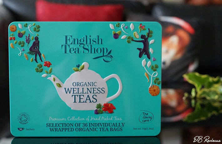 English Tea Shop Organic Wellness Collection