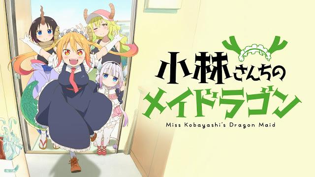 Kobayashi-san Chi no Maid Dragon Batch Subtitle Indonesia