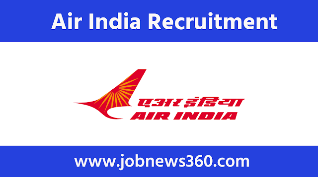 Air India Recruitment 2020 for Manager & Deputy Manager