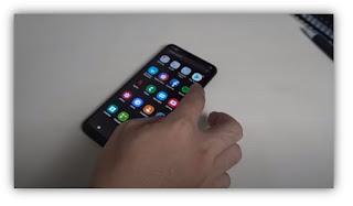 Cara menyembunyikan aplikasi di hp Samsung A20s