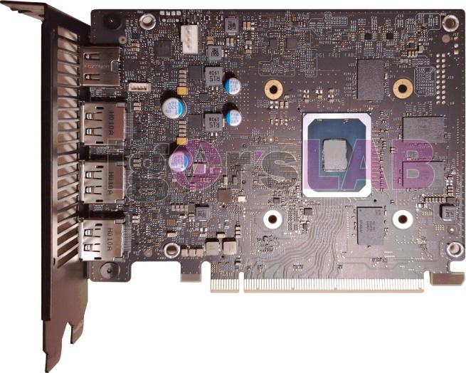 Intel Xe DG1 SDV GPU Chip