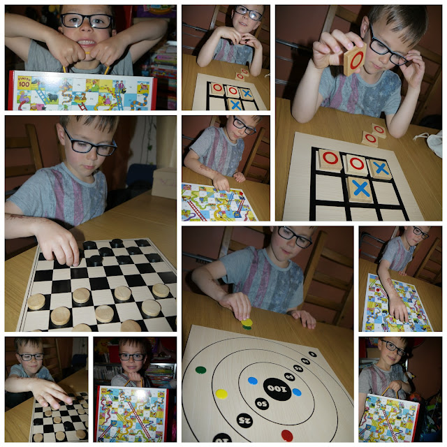 Bigjigs, draughts, tiddlywinks, games