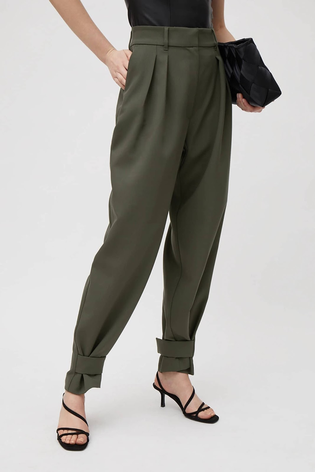 parker trousers