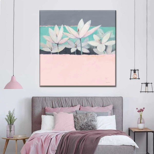 Dusty Pink Tranquil Colour To Decorate Bedroom