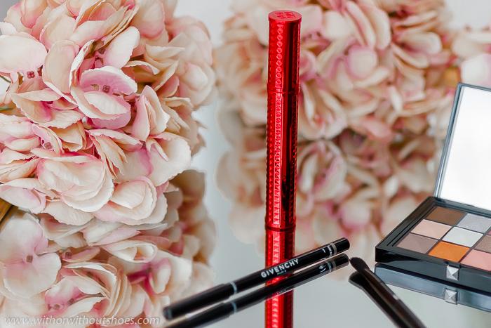 Novedades maquillaje LE 9 DE GIVENCHY, UNA PALETA DE SOMBRAS DE OJOS DE ALTA COSTURA