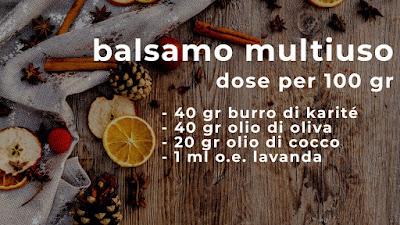 balsamo multiuso - www.glialchimisti.com