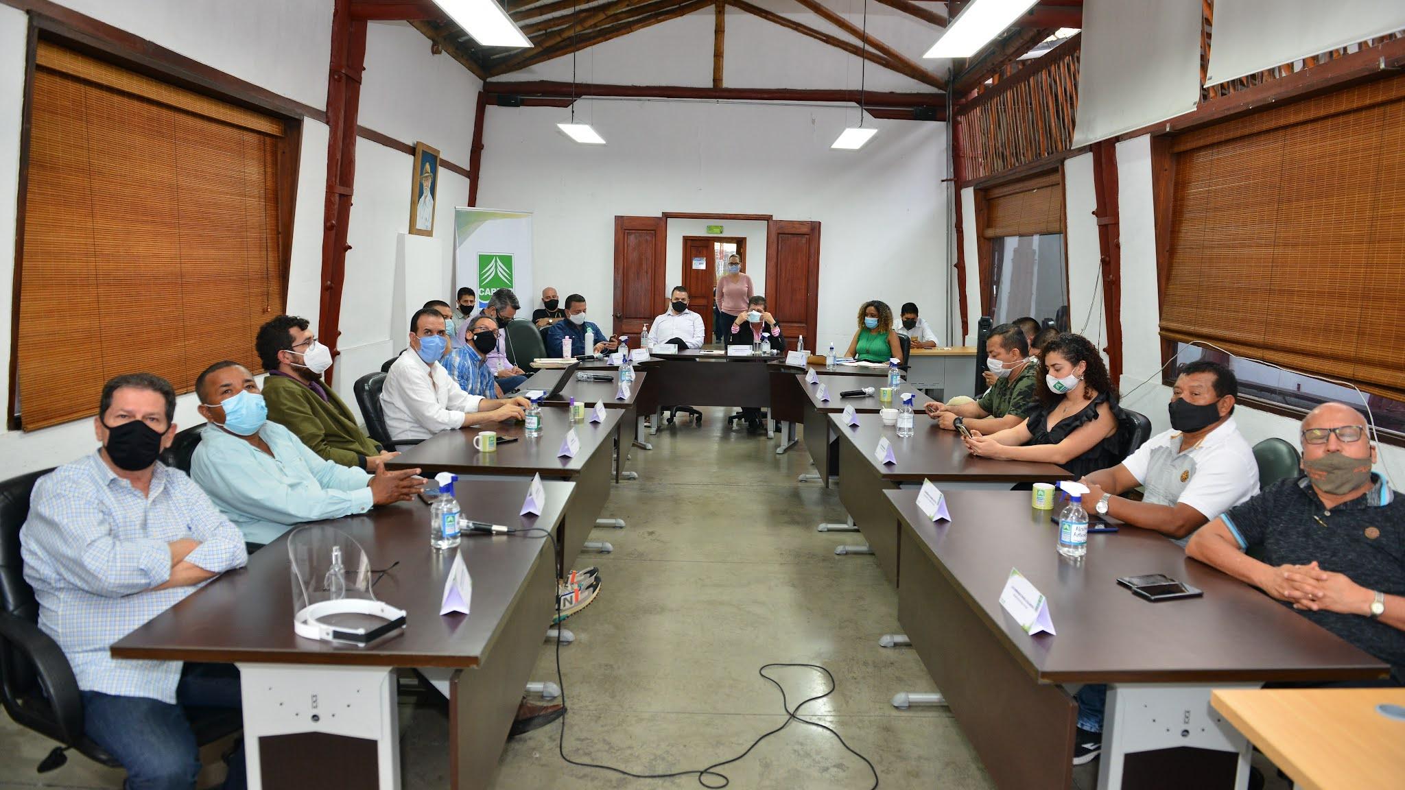 Sección quinta del Consejo de Estado ratifica la elección de la directora general (e) de la CARDER