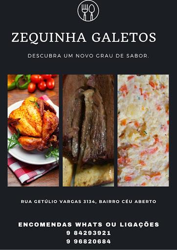 Zequinha Galetos, Costela e Maionese
