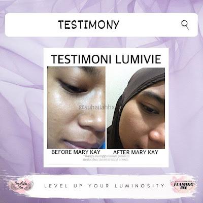 Mary Kay LumiVie Set | Review & Testimoni