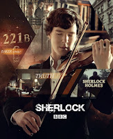 Benedict Cumberbatch as Sherlock Holmes in BBC Sherlock - Season 4 confirmed