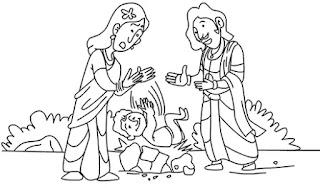 Hindi-Kahani-Mahabharat-Ki-mythology-kahani-Pandav-Ki-Janam-Birth-Story-Pandu-ke-putra-shrap