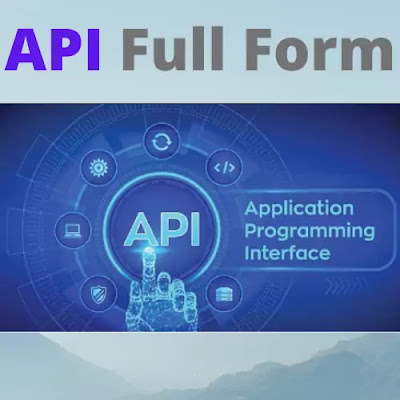 API Full Form