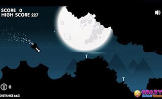 Jogue The Rescue Rocket game online