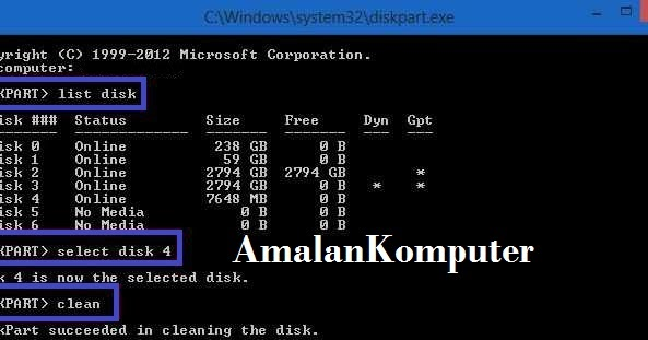 Cara Mengatasi Windows Cannot Be Installed To This Disk ...