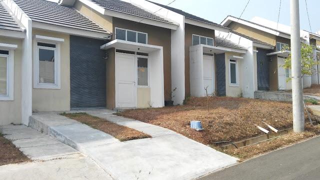 Rumah di perbukitan Bagai Villa, DAMAR 36/90 Citra Indah City - 290 jt
