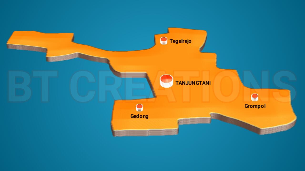 KABUPATEN NGANJUK: Desa Tanjung Tani - Prambon