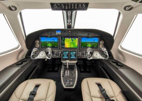 Cessna SkyCourier cockpit