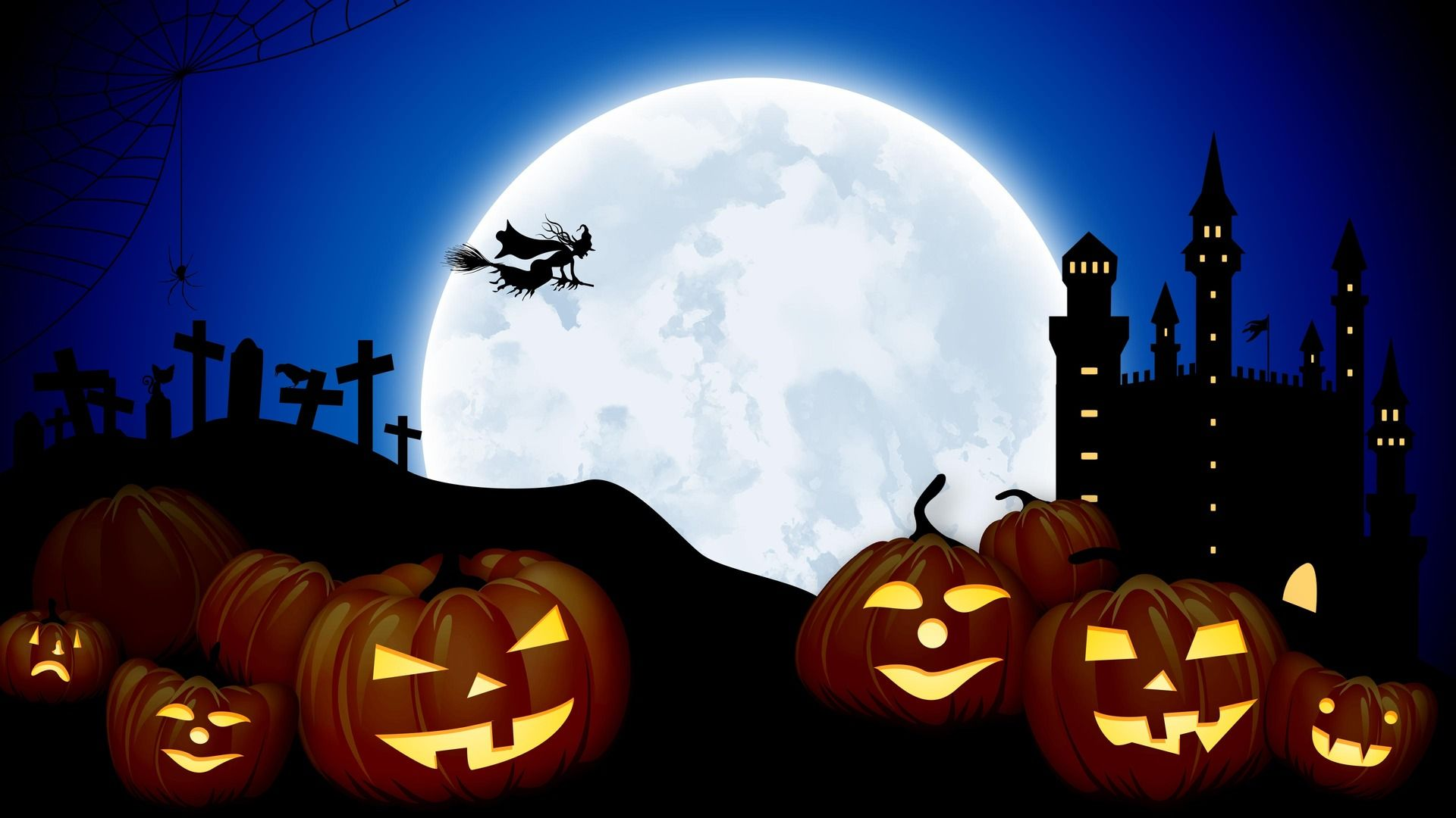 halloween wallpapers desktop