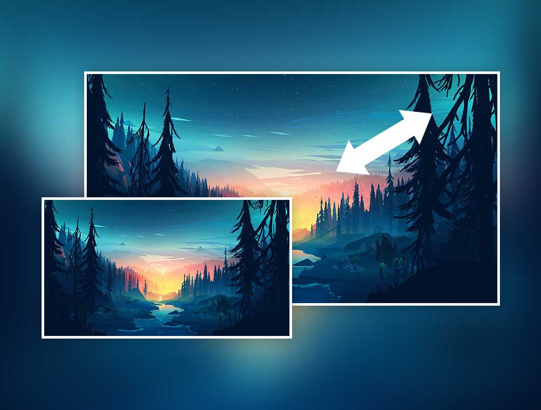 Công cụ thay đổi kích thước hình ảnh online (Resize Image)