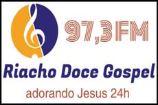 Ouvir agora Rádio Riacho Doce Gospel - Web rádio - Belford Roxo / RJ