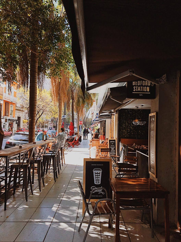 República arabe siria - Las 14 calles más lindas de Buenos Aires