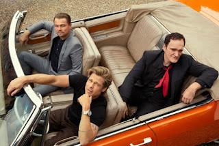 H απόλυτη τριάδα: Μπραντ Πιτ, Ντι Κάπριο και Ταραντίνο φωτογραφίζονται μαζί για το Esquire