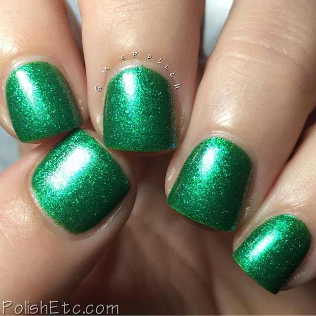 Whimsical Ideas by Pam - Holiday 2016 - McPolish - Fake Fir