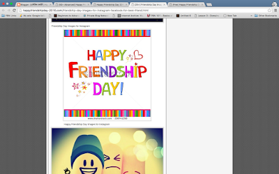 Friendship Day 2016 HD Drawings