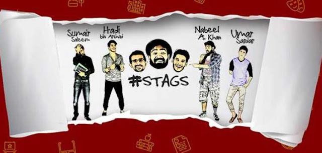 Stags Web Series