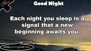 good night prayer images