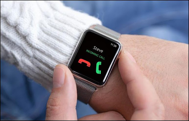 Can You Answer A Call On A Smartwatch?