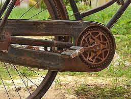 Bici oxidada