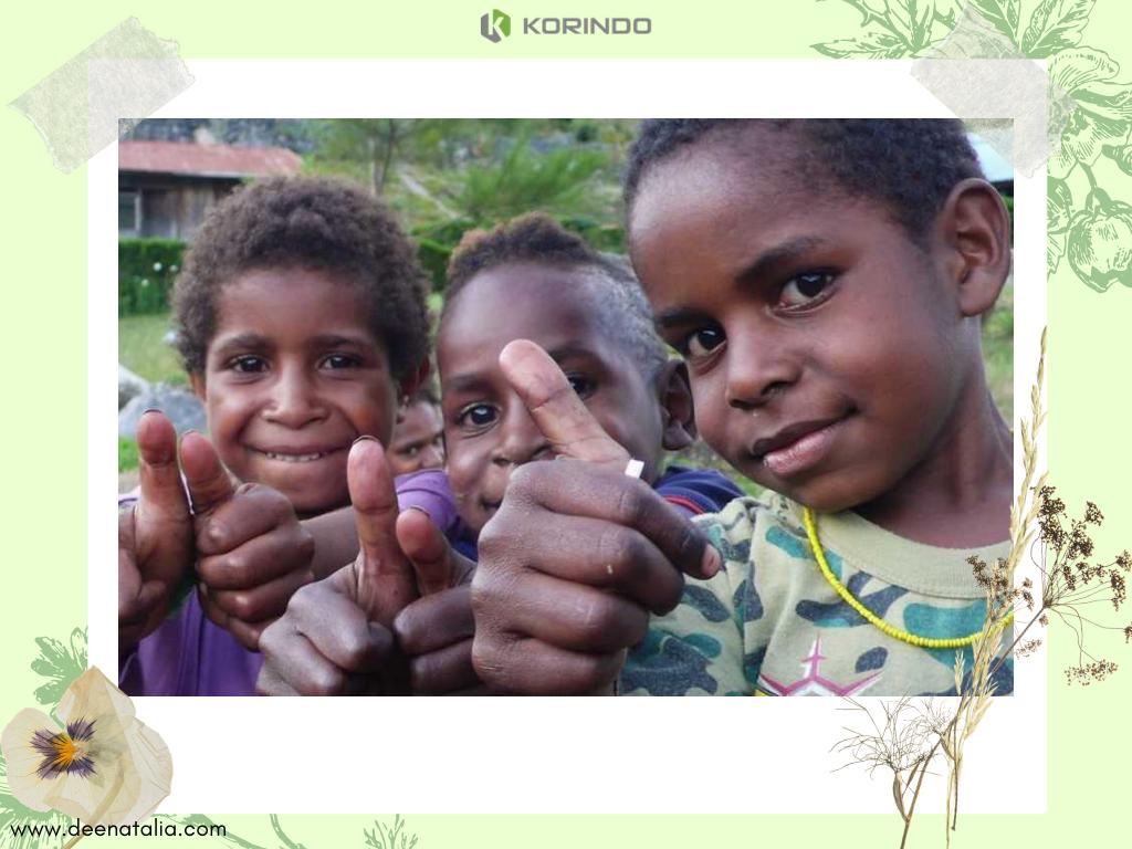 Senyum Papua
