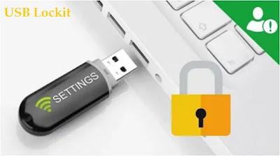 أداة, قوية, وفعالة, لحماية, وتأمين, الفلاشة, ومحركات, USB, بكلمة, مرور, USB ,Lockit