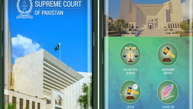 Opening of the helpline through the mobile app and the Supreme Court