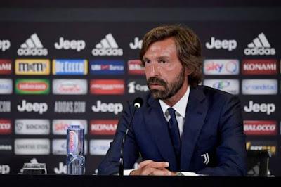 أندريا بيرلو يتحدث عن هدف يوفنتوس والتتويج بكأس إيطاليا