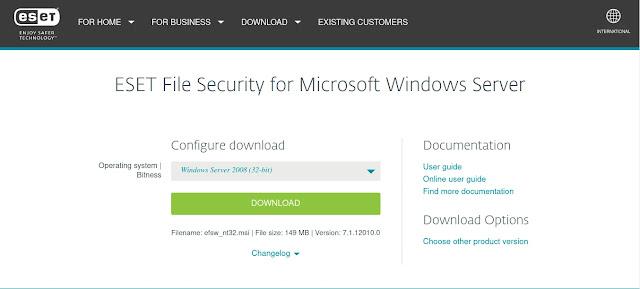 best antivirus solutions for windows server