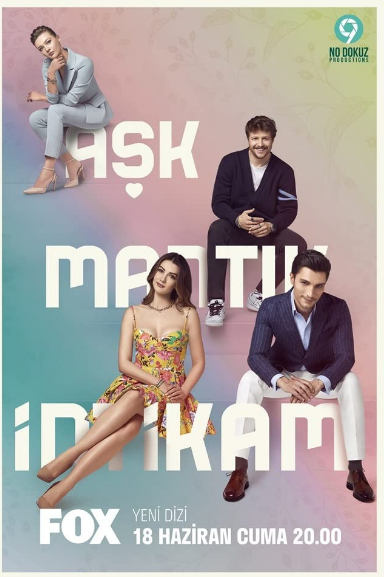 Aşk Mantık İntikam 15 Full With English Subtitle
